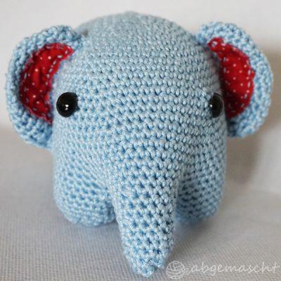 Elefant Amigurumi - abgemascht.de
