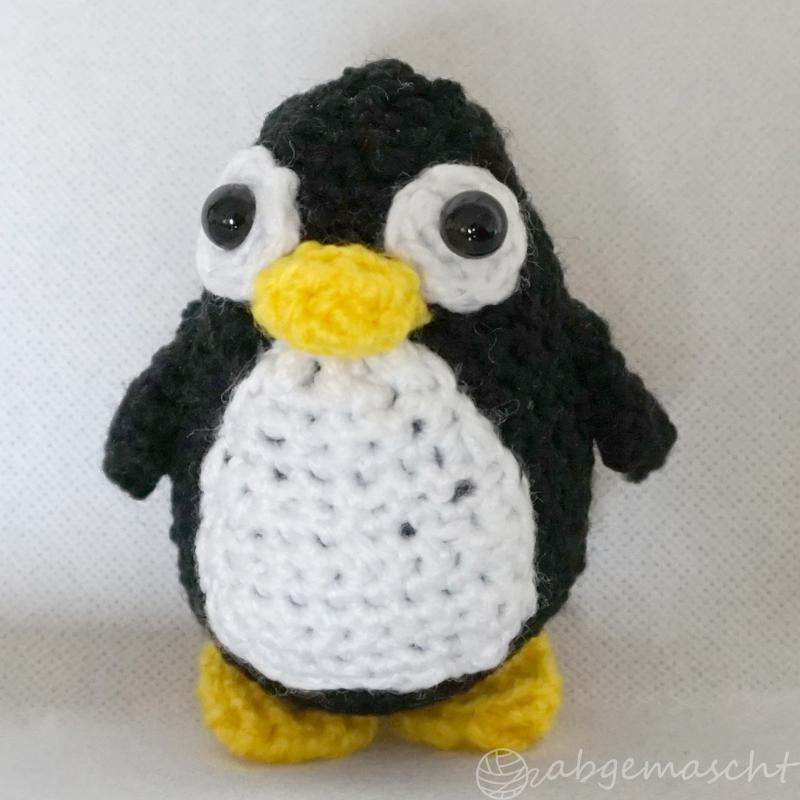 Pelle Pinguin Amigurumi