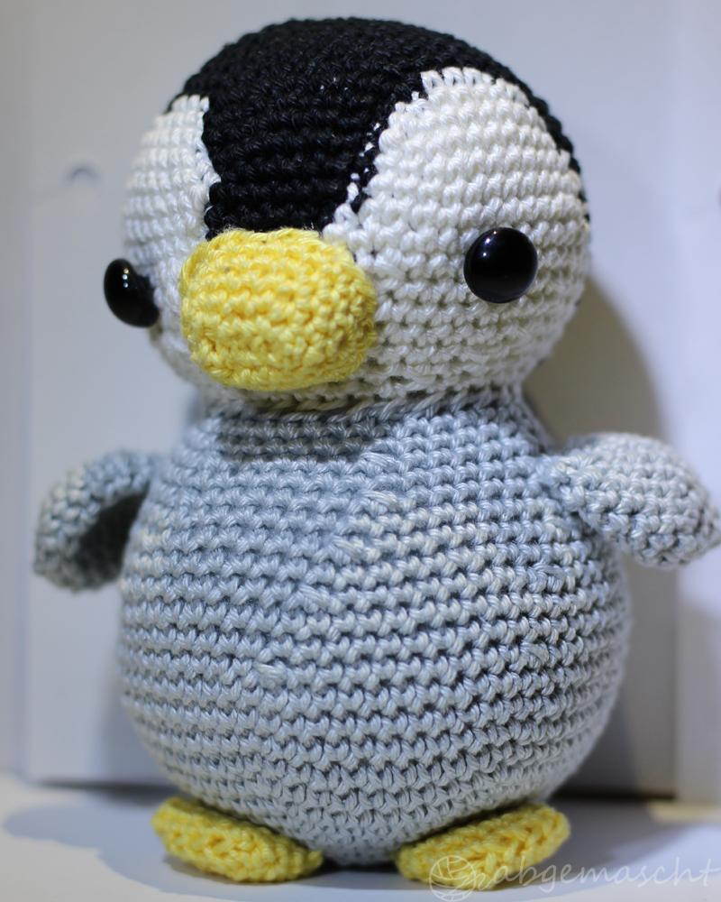 Amigurumi Penguin - abgemascht.de
