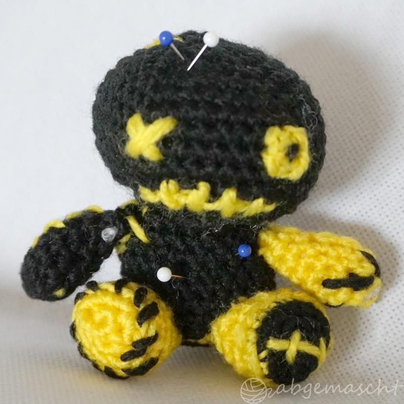 Voodoo Puppe Amigurumi