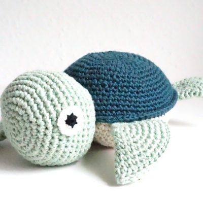 Baby-Geschenk: Schildkröte